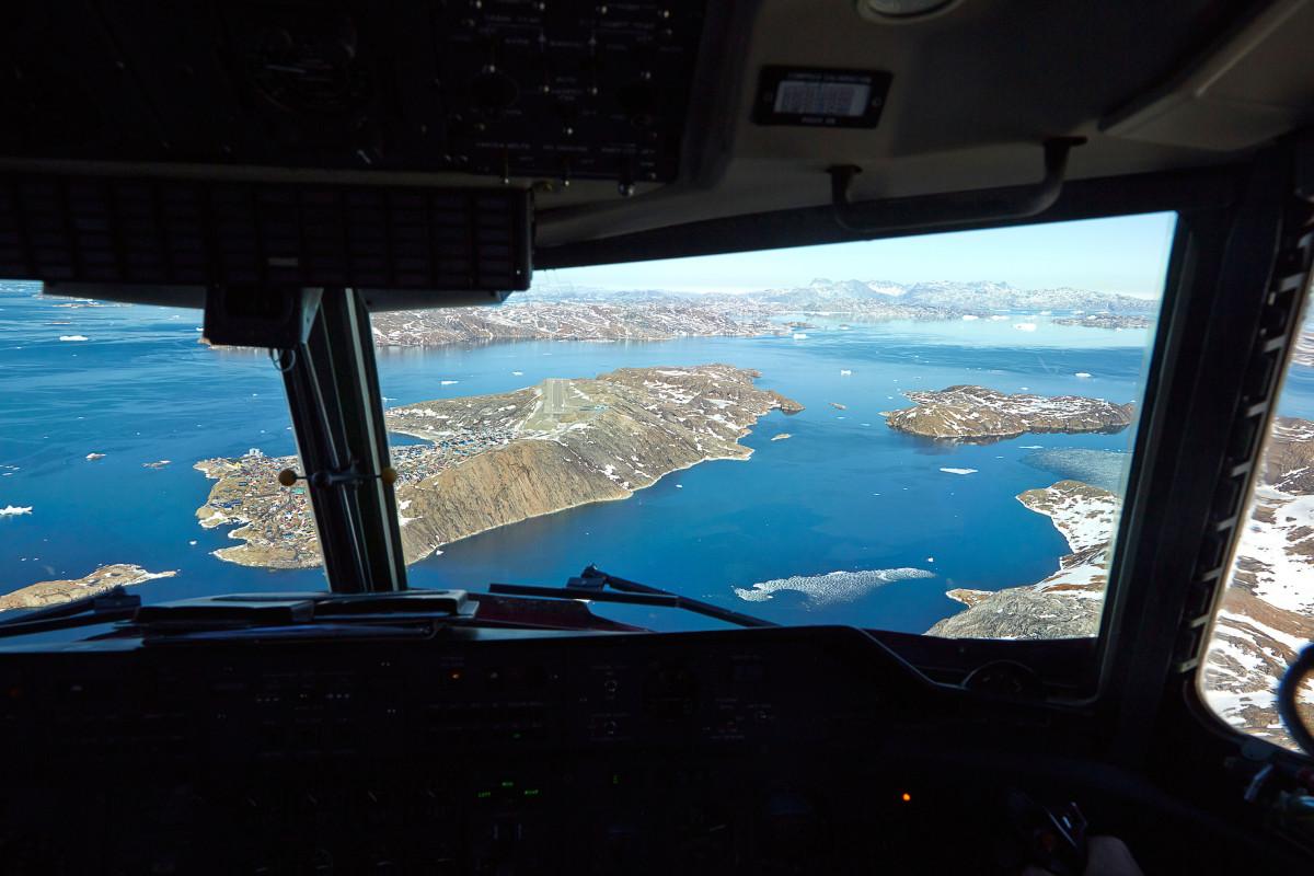 Upernavik, Air Greenland