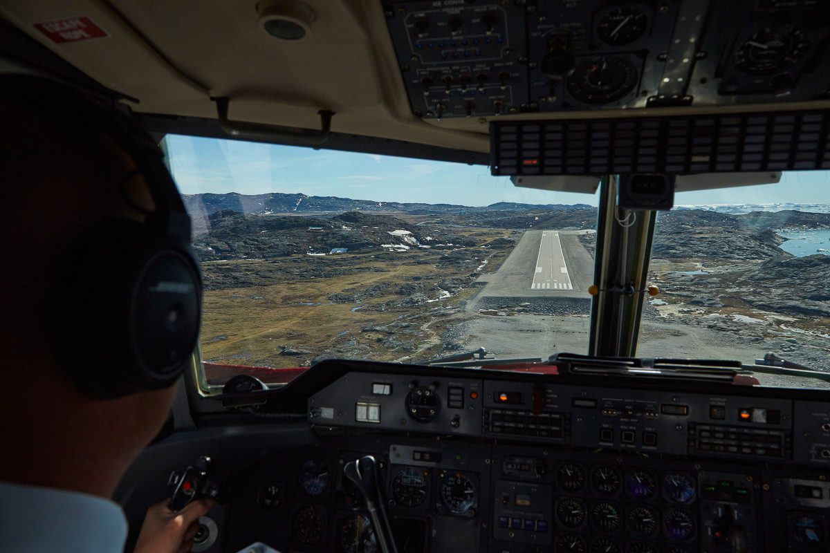 Air Greenland, Ilulissat