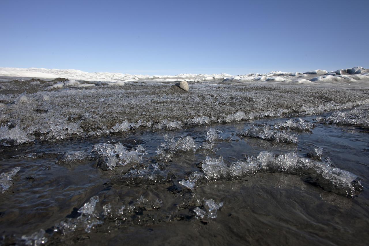 Kangerlussuaq, World of greenland.