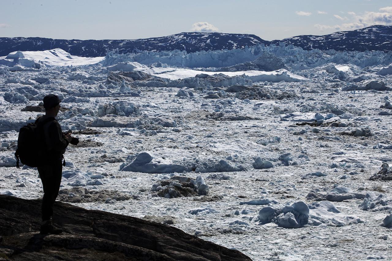 Ilulissat isfjord (UNESCO )